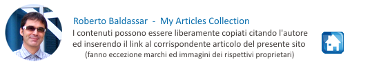 Roberto Baldassar's Articles Collection