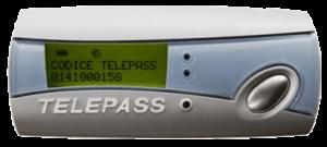 telepass con batteria