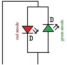 2terminalbicolorled